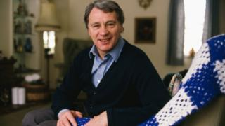 Ipswich Town manager Bobby Robson pictured at home circa 1980