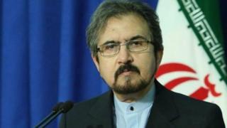 سخنگوی وزارت خارجه ایران ارسال پیام به دونالد ترامپ از طریق رئیس جمهور روسیه را رد کرده است