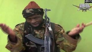 Umukuru wa Boko Haram Abubakar Shekau yakomeretse bikomeye