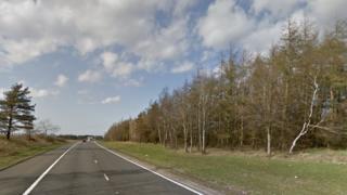 M74 motorway