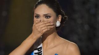 Miss Filipinas Pia Alonzo Wurtzbach