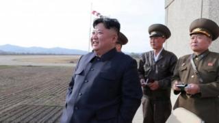 Bắc Hàn, Mỹ