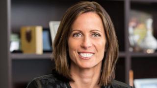 أدينا فريدمان، مديرة بورصة ناسداك الأمريكية