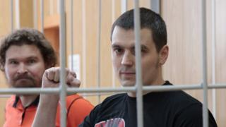 Валерий Парфенов и Александр Соколов