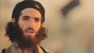 Muhammad Yasin Ahram, en el video difundido por el autodenominado Estado Islámico
