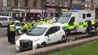 Dundee collision