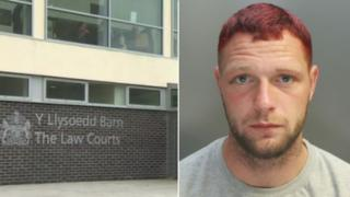 Keegan Jakovlevs and Mold Crown Court