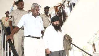 Mmiliki wa kampuni ya kufua umeme ya IPTL, Harbinder Singh Sethi na mfanyabiashara James Rugemarila