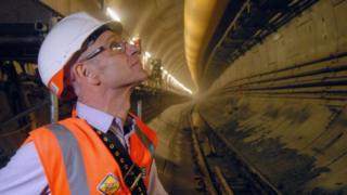 Crossrail inşaatı