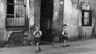 Children in the Gorbals