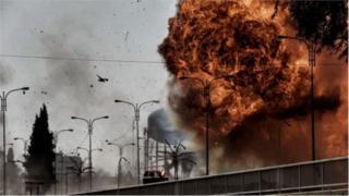 জানুয়ারিতে পশ্চিম মসুল আবারো দখল করে নেয় ইসলামিক স্টেট গোষ্ঠী