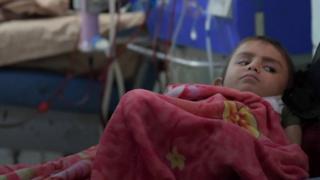 Child in Yemen