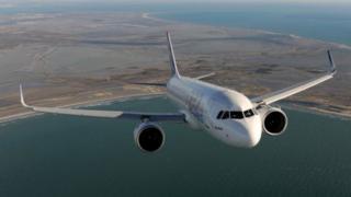 Airbus A320 2017-жылы жаңы үлгүсүн чыгарып баштады.