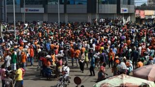 L'opposition togolaise appelle ses partisans à manifester à Lomé, en province et à l'étranger avec la diaspora