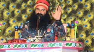 A pledge was taken at Dera Sacha Sauda.