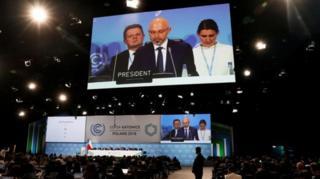 ที่ประชุมของสหประชาชาติว่าด้วยการเปลี่ยนแปลงของสภาพภูมิอากาศโลกครั้งที่ 24 หรือ COP24