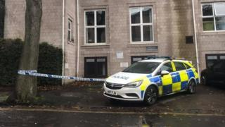 Terror arrest made in Clifton