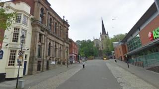 High Street Walsall