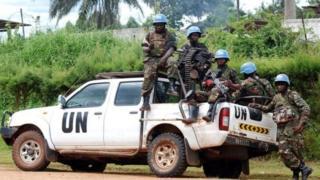 Ingabo za ONU muri RDC