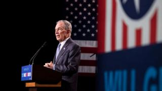 in_pictures Michael Bloomberg