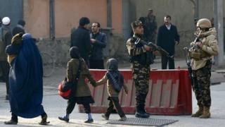 حمله کابل