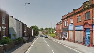 Middleton Road, Chadderton