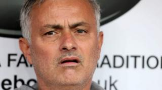 Jose Mourinho escape from prison?