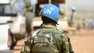 UN don dey help for Mali to maintain peace