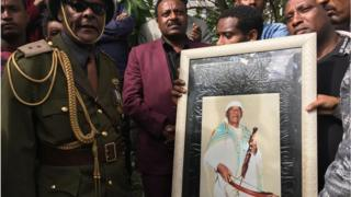 Sirna awwaalchaa artisti Laggasaa Abdii
