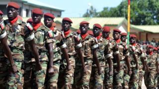 Au moins 5 morts lors d'un recrutement dans l'armée en Guinée