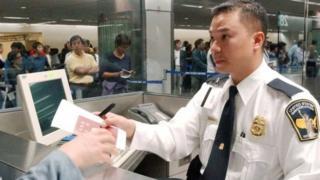 ABD pasaportu