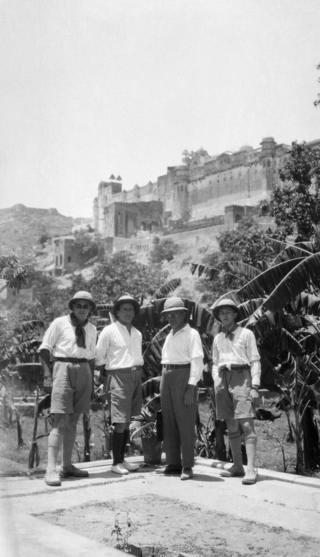 Light of Asia Team; 1925, Emelka Films & Great Eastern Film Corporation, d. Franz Osten