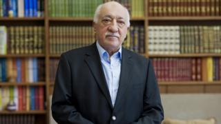 Gülen vive recluso em um centro de retiro espiritual nos EUA