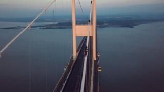 M48 bridge climb