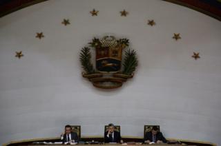 La oposición controla la Asamblea Nacional desde su victoria en las elecciones de diciembre del año pasado.