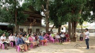 ထိုင်းရွေးကောက်ပွဲ ပြင်ဆင်မှု