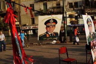Generali Sisi alichukua uongozi baada ya mapinduzi mwaka 2013