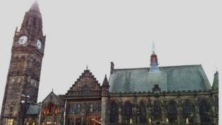 Rochdale Town Hall