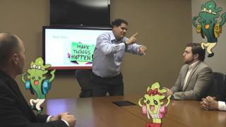 Bowser takes over at Nintendo of America