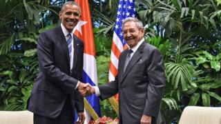 کیوبا اور امریکہ کے تعلقات کے نئے دور کا آغاز