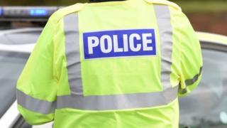 صورة رجل شرطة بريطاني
