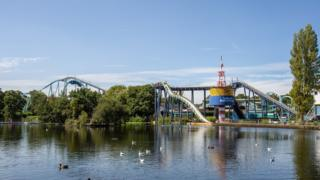 Drayton Manor theme park sold after entering administration thumbnail