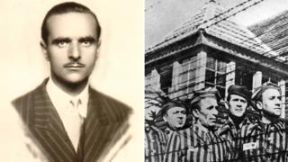 Sanz Briz/sobrevivientes de Auschwitz