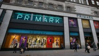 Primark in Oxford Street, London
