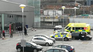 Police incident in Sheffield