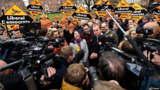 New Lib Dem MP Sarah Olney