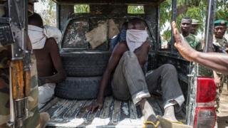 Des milliers de personnes ont été arrêtées au Nigeria pour des accusations d'actes terroristes.
