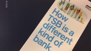 TSB leaflet