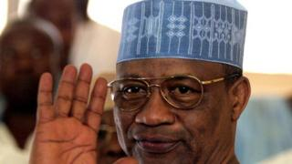 Former Nigeria President Ibrahim Babangida