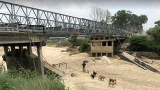 प्रदेश २ मा पर्ने पूर्वपश्चिम राजमार्गको भप्सी पुल